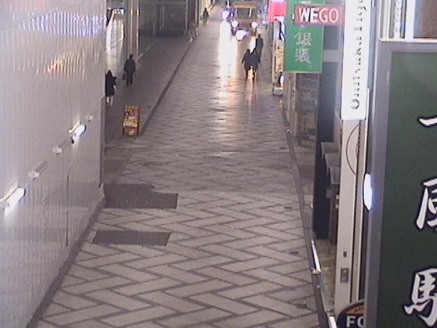 心斎橋筋商店街ライブカメラ(大阪府大阪市中央区)