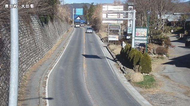 CEK国道153号宮田村大田切ライブカメラ(長野県宮田村大田切)