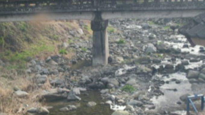 日田市内河野川ライブカメラ(大分県日田市)