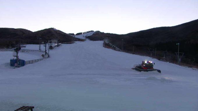 九重森林公園スキー場ライブカメラ(大分県九重町湯坪)