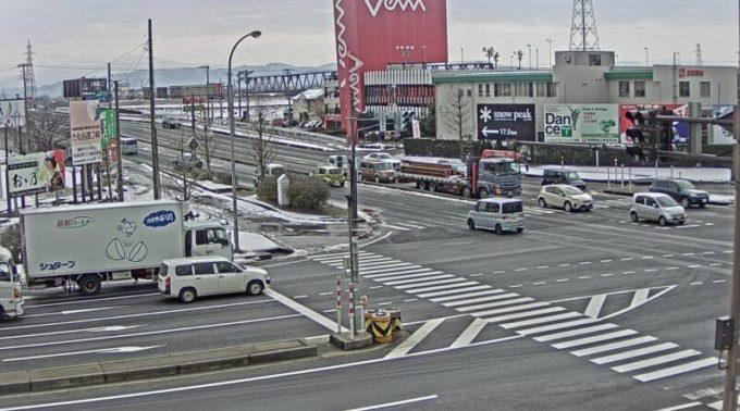 NCT石上大橋西詰ライブカメラ(新潟県三条市須頃)