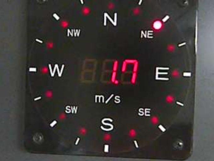 リビエラ逗子マリーナ風向風速計ライブカメラ(神奈川県逗子市小坪)
