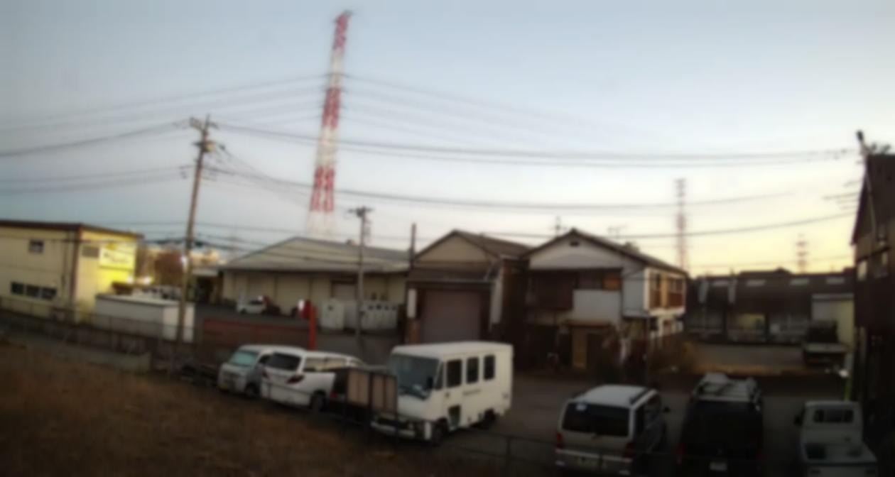 埼玉県川口市上空天気ライブカメラ(埼玉県川口市)