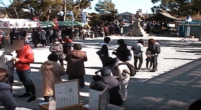 正八幡宮ライブカメラ(福岡県行橋市神田町)