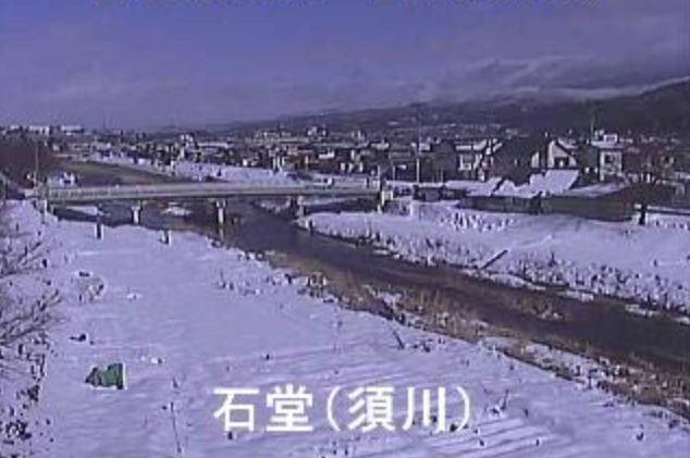 須川石堂ライブカメラ(山形県上山市石堂)