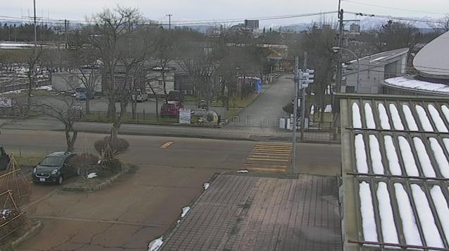 燕市体育センター燕市交通公園ライブカメラ(新潟県燕市大曲)