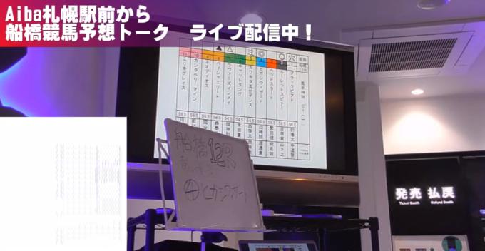 AIBA札幌駅前競馬予想トークライブカメラ(北海道札幌市中央区)