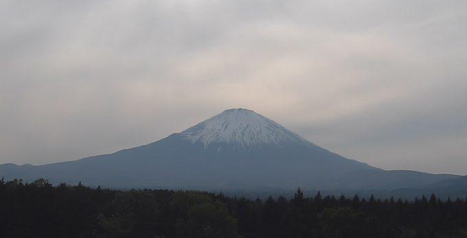 あしがら温泉富士山ライブカメラ(静岡県小山町竹之下)