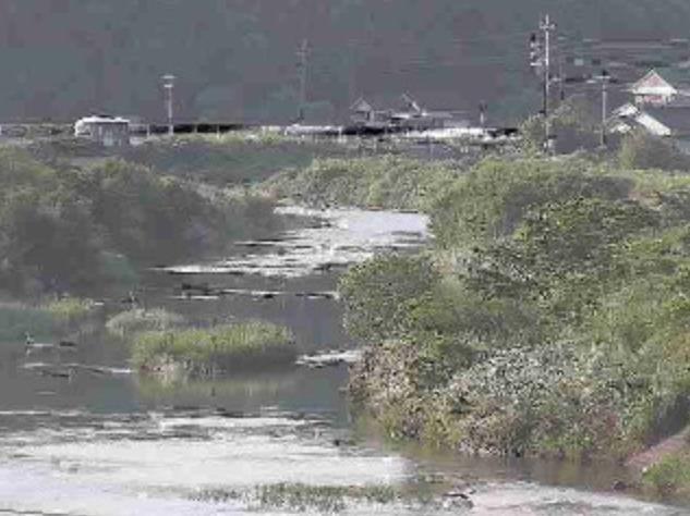 市木川古都橋ライブカメラ(宮崎県串間市市木)