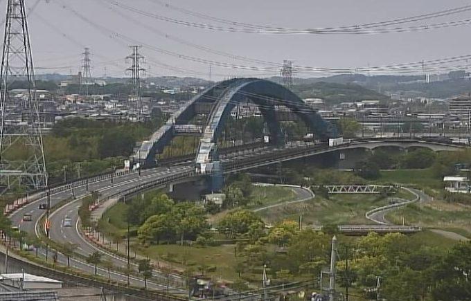 矢作川平成記念橋ライブカメラ(愛知県豊田市高橋町)