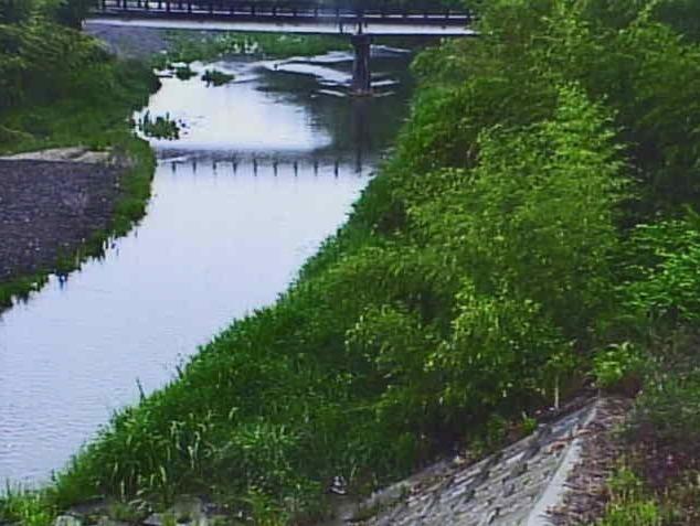 佐久良川横山橋ライブカメラ(滋賀県東近江市横山町)