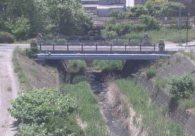 枇杷野川枇杷野橋ライブカメラ(青森県野辺地町観音林脇)