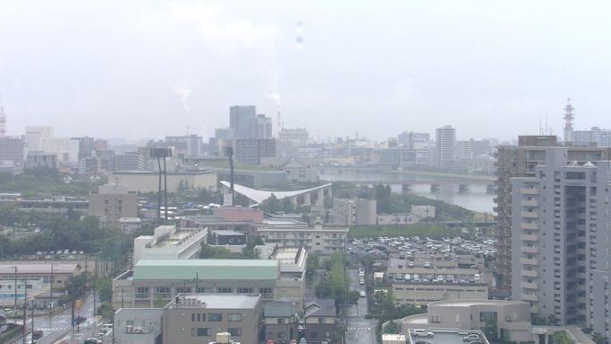 BSN新潟放送ライブカメラ(新潟県新潟市中央区)