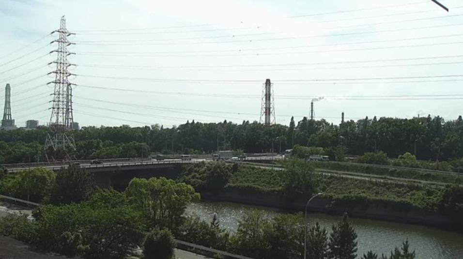 ちたまる西知多産業道路朝倉インターチェンジ周辺ライブカメラ(愛知県知多市緑町)