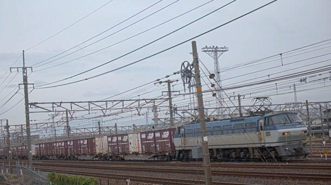 JR京都線長岡京駅~向日町駅間ライブカメラ(京都府向日市)