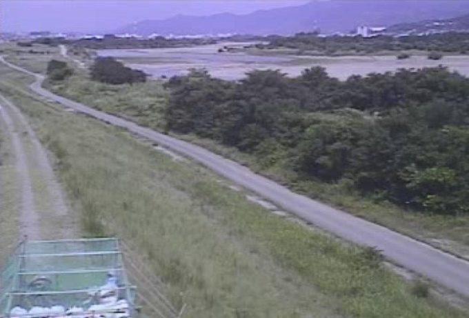 紀の川川辺ライブカメラ(和歌山県和歌山市川辺)