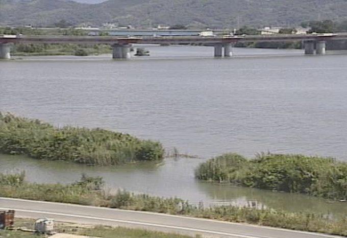 紀の川直川ライブカメラ(和歌山県和歌山市直川)