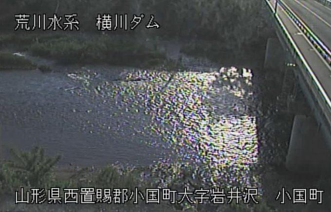 明沢川赤坂橋ライブカメラ(山形県小国町岩井沢)