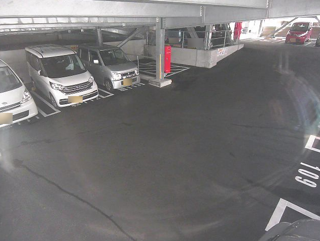 NTTルパルク長崎万才町第1駐車場3ライブカメラ(長崎県長崎市万才町)