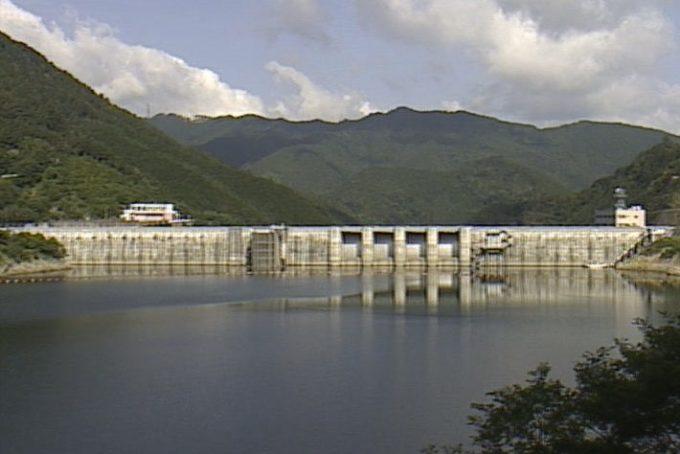 大滝ダム上流ライブカメラ(奈良県川上村大滝)