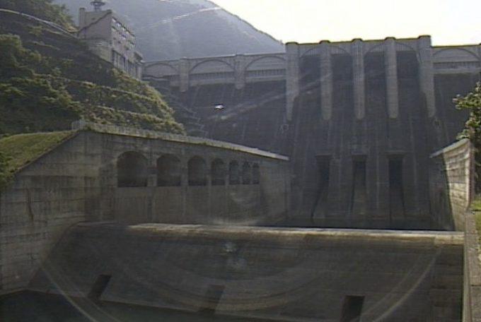 大滝ダム下流ライブカメラ(奈良県川上村大滝)
