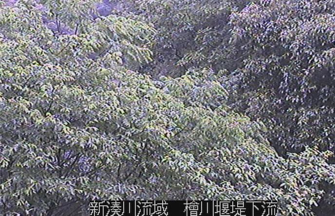 新湊川流域檜川堰堤ライブカメラ(兵庫県神戸市長田区)