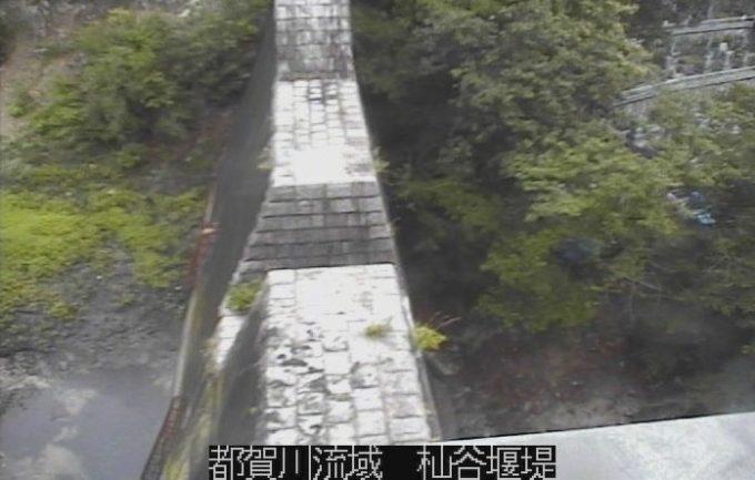 都賀川流域杣谷堰堤ライブカメラ(兵庫県神戸市灘区)