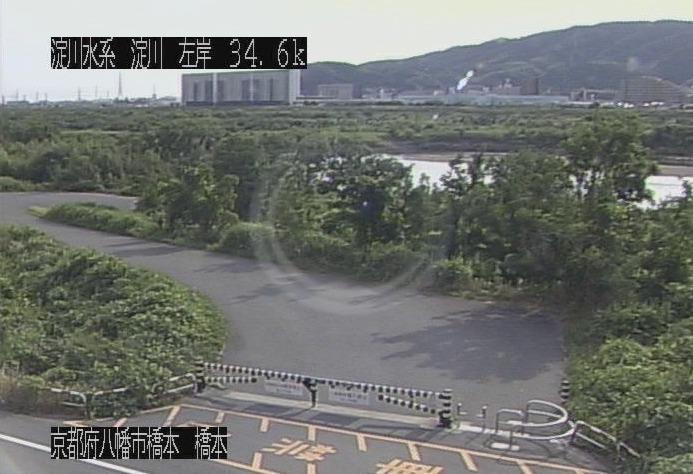 淀川橋本ライブカメラ(京都府八幡市橋本)