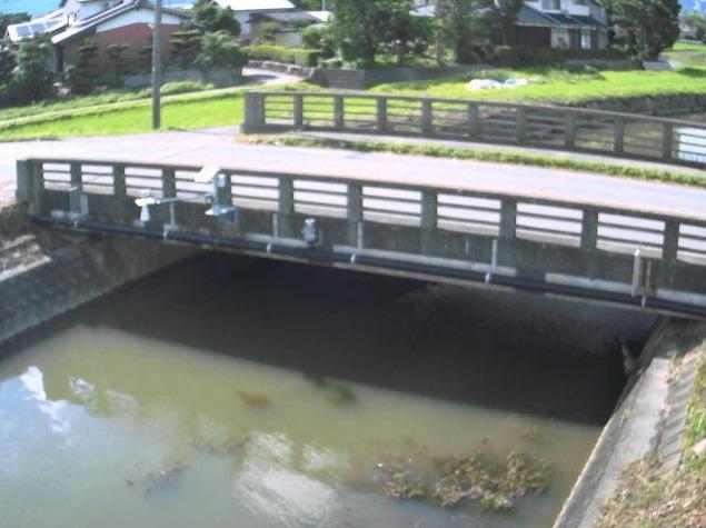 築地川中島橋ライブカメラ(福岡県小郡市大崎)