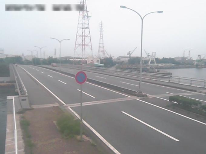 播磨大橋内陸側ライブカメラ(兵庫県播磨町本荘)