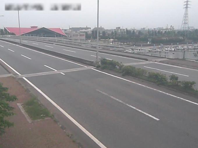 播磨大橋海側ライブカメラ(兵庫県播磨町新島)