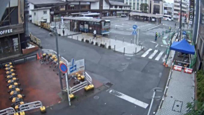 JR鎌倉駅東口ライブカメラ(神奈川県鎌倉市小町)