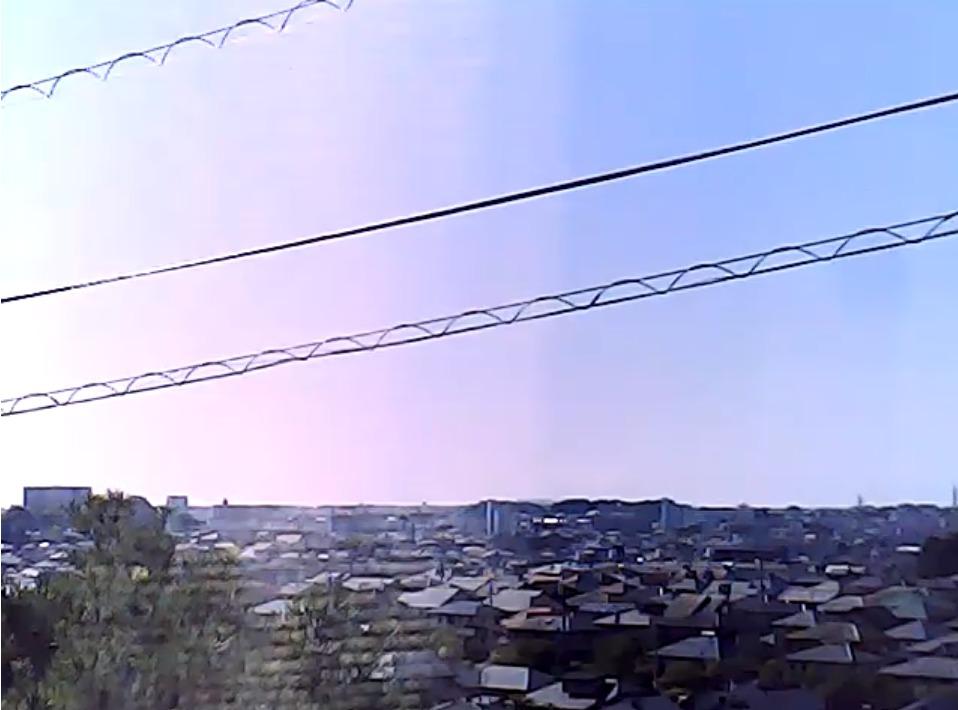 宮崎市上空天気ライブカメラ(宮崎県宮崎市)