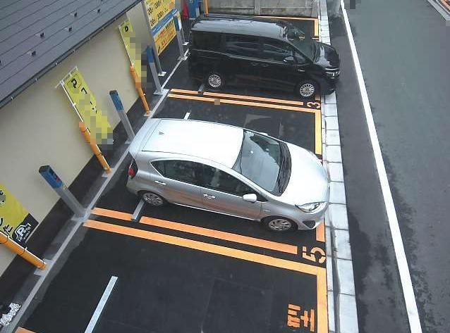 NTTルパルク雷門第2駐車場ライブカメラ(東京都台東区雷門)