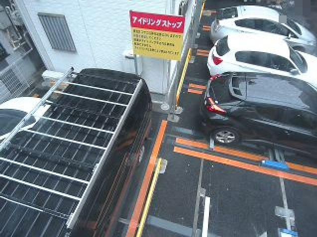 NTTルパルク神田神保町第1駐車場ライブカメラ(東京都千代田区神田神保町)