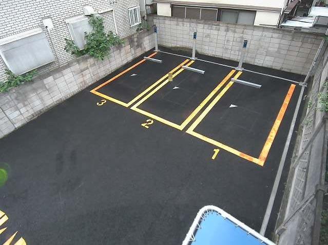NTTルパルク南青山1丁目第3駐車場ライブカメラ(東京都港区南青山)