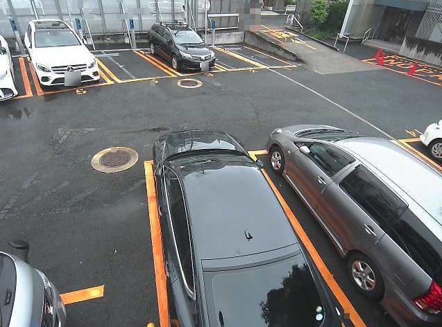 NTTルパルク南青山1丁目第6駐車場ライブカメラ(東京都港区南青山)