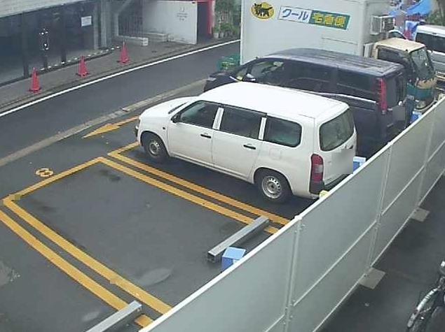 NTTルパルク南青山第2駐車場ライブカメラ(東京都港区南青山)