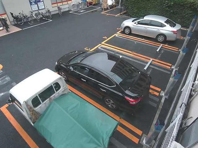 NTTルパルク駐車場ぱぱす世田谷1丁目店ライブカメラ(東京都世田谷区世田谷)