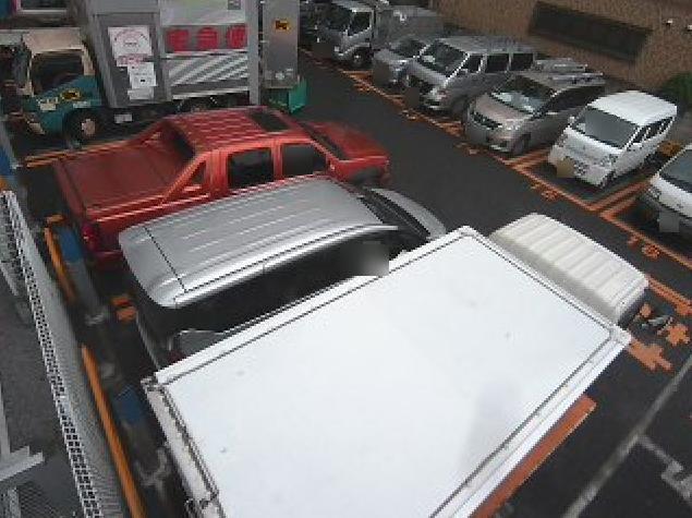 NTTルパルク清和高田馬場1丁目第1駐車場ライブカメラ(東京都新宿区高田馬場)