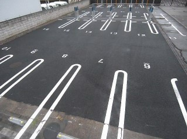NTTルパルク竹の塚第4駐車場2ライブカメラ(東京都足立区竹の塚)