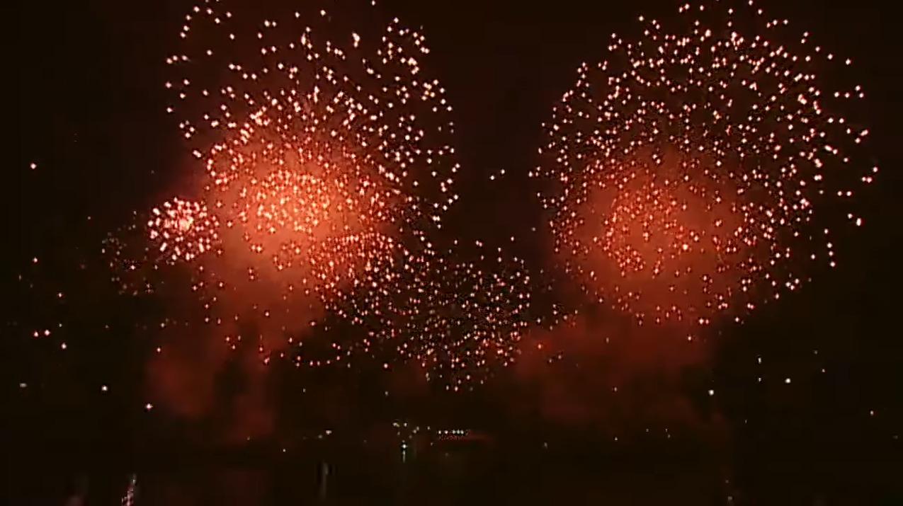 清水みなと祭り海上花火大会ライブカメラ(静岡県静岡市清水区)