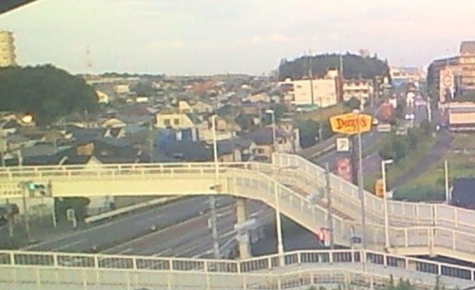 我孫子市国道6号柏方向ライブカメラ(千葉県我孫子市つくし野)