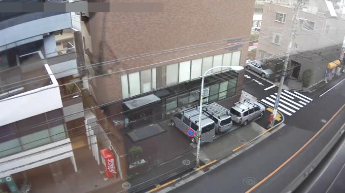 中野大久保通りライブカメラ(東京都中野区中野)