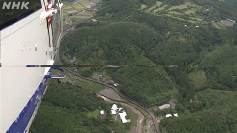 NHK上空ヘリコプターライブカメラ(日本全国)