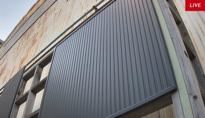 日鉄日新製鋼建材スターラインプライムライブカメラ(千葉県市川市高谷新町)