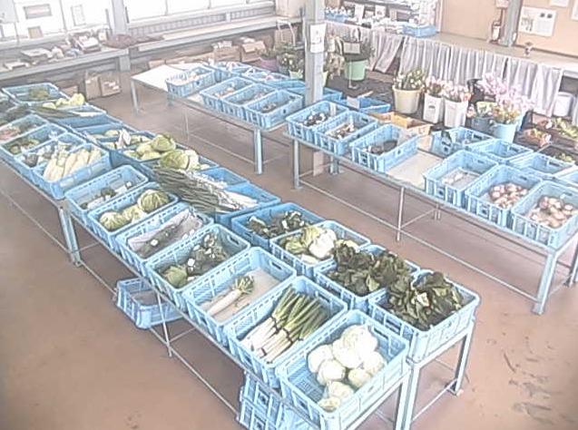 まるなん農産物直売所第1ライブカメラ(徳島県徳島市国府町日開)