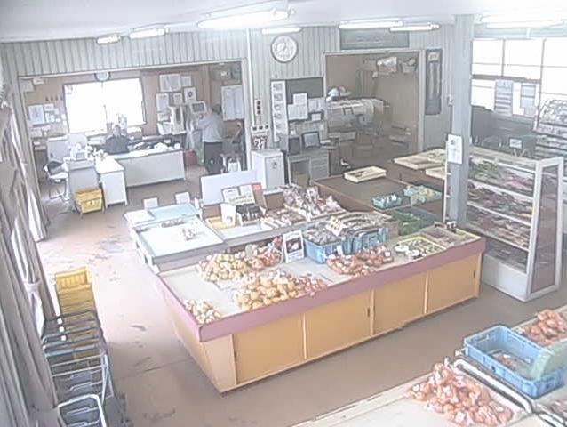 まるなん農産物直売所第2ライブカメラ(徳島県徳島市国府町日開)