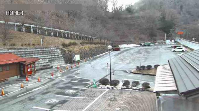 道の駅風穴の里ライブカメラ(長野県松本市安曇)