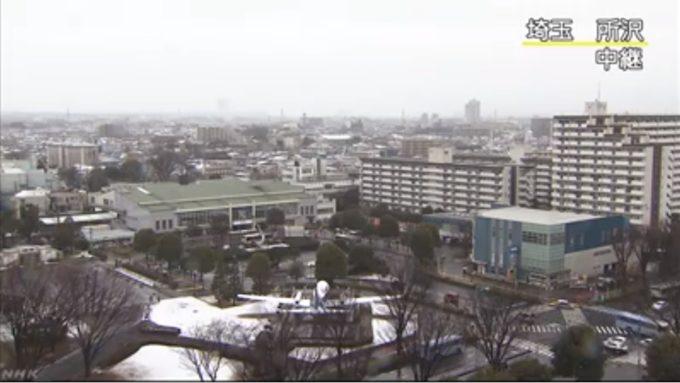 NHK所沢ライブカメラ(埼玉県所沢市)